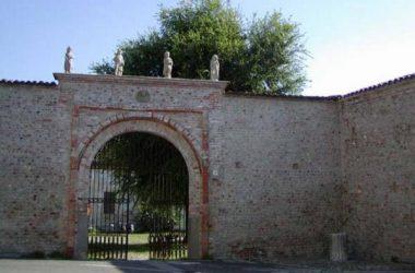 Entrata Castello dei Capitani d'Arzago Arzago d'Adda