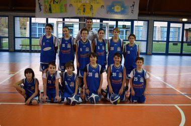 Esordienti Ambivere Mapello Basket
