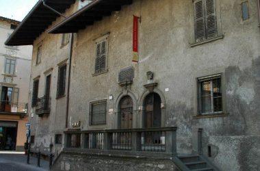 Esterno Atrezzi Casa Museo Fantoni Rovetta