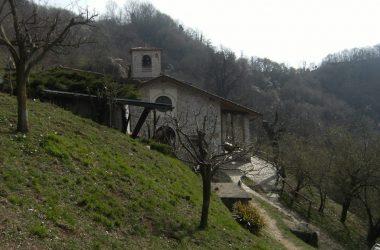 Esterno Chiesa Monte Misma Cenate Sopra