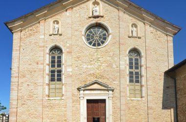 Facciata Convento di San Nicola ad Almenno San Salvatore