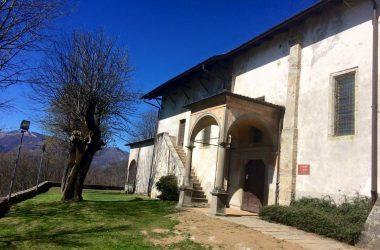 Facciata Santuario Santissima Trinità - Casnigo