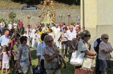 Festa Madonna dei Campelli di Olmo al Brembo Bg