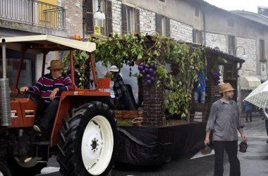 Festa dell'uva Trescore Balneario