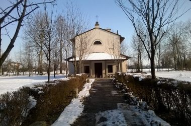 Foto chiesetta Cologno al Serio