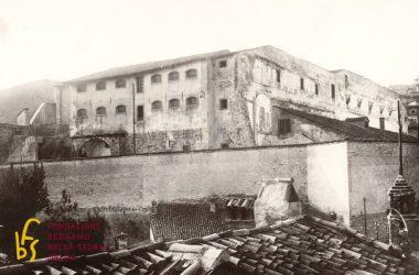 Foto del restauro Convento di San Francesco Bergamo