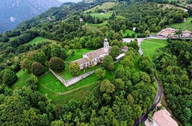 Fotografia Santuario Santissima Trinità - Casnigo