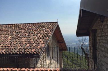 Fotografie Chiesa Monte Misma Cenate Sopra