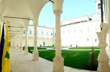 Fotografie San Paolo d'Argon (BG) abbazia benedettina