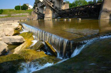 Fotografie fiume Calcio