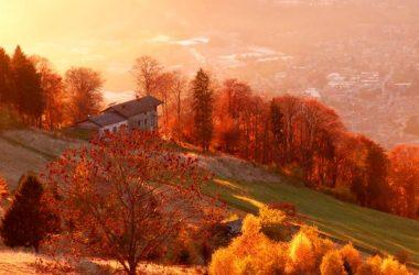 Gandino colori d'autunno