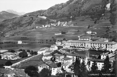 Gandino immagine 1956