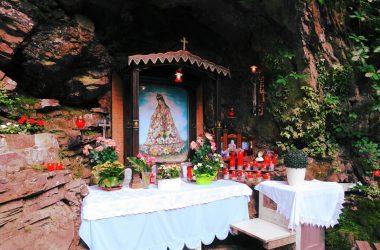 Grotta Madonnina Almenno San Bartolomeo