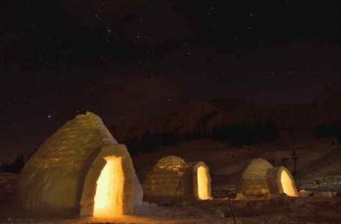 Igloo Village San Simone Valleve