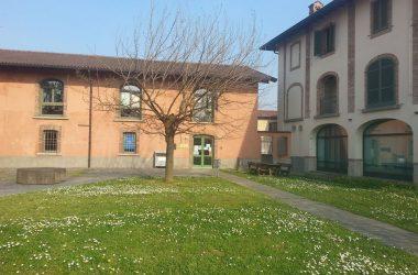 Il Centro socio-culturale di Levate con la biblioteca