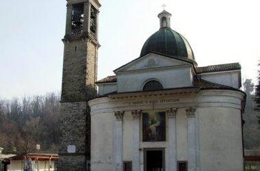 Il Santuario della Madonna delle rose - Albano Sant'Alesandro