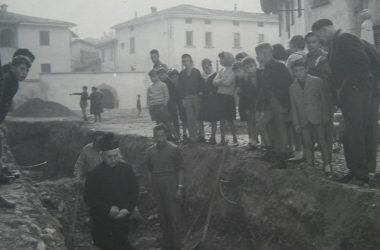 Immagine storica Don Ponziano Gandino