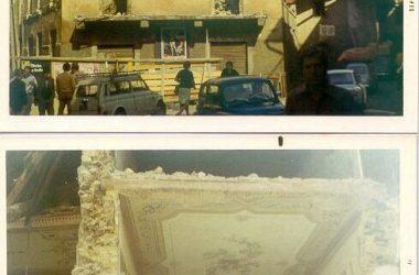 Immagini Demolizione edificio piazza Leffe