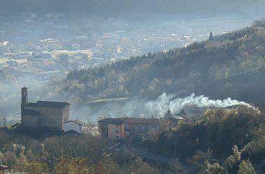 Immagini Santuario del Colle Gallo Gaverina Terme