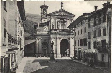 Immagini chiesa San Giovanni Bianco