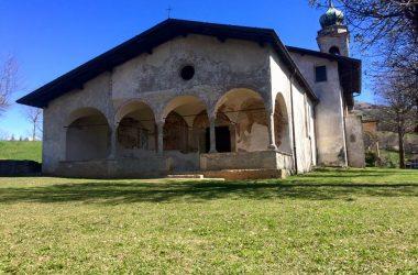 Immagini santuario della Trinità Casnigo