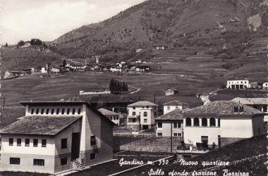 Immagini storiche Barzizza Gandino