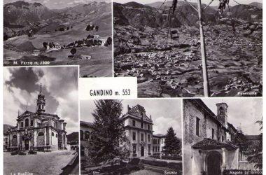Immagini storiche Gandino