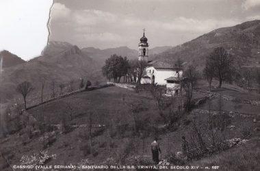 Immagini storiche trinità Casnigo
