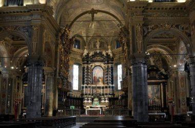 Interno Basilica di Gandino