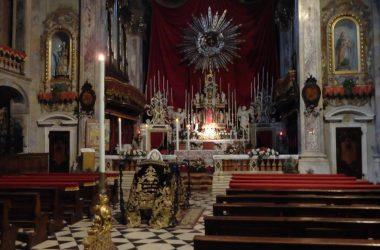 Interno Chiesa Clusone