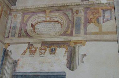 Interno Palazzo Podestà Bergamo