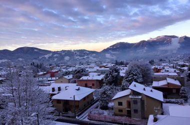 Inverno a Gandino