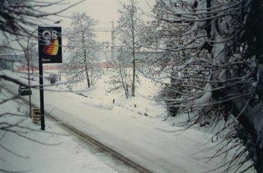 Inverno a Morengo