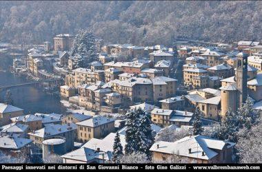 Inverno a San Giovanni Bianco