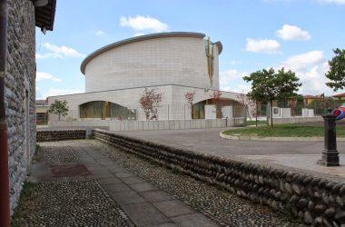 La Chiesa di Grassobbio Bg