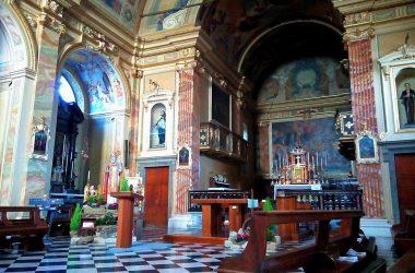 La Chiesa di S. Martino Leffe
