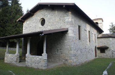 La Chiesa di San Lorenzo a Barzizza – Gandino
