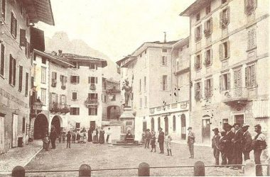 La Piazza Zignoni di San Giovanni Bianco