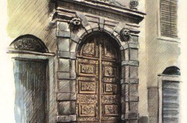 La Porta di Via Mirandola Gandino