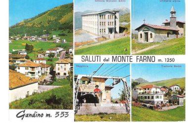 La Seggiovia Monte Farno Gandino