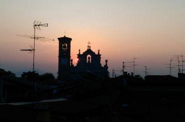 La chiesa di Brembate