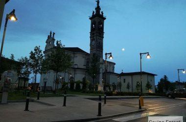 La chiesa di Calcinate