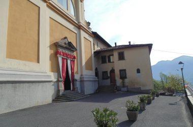 La chiesa di Gaverina Terme