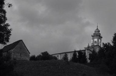 La chiesa di Pizzino