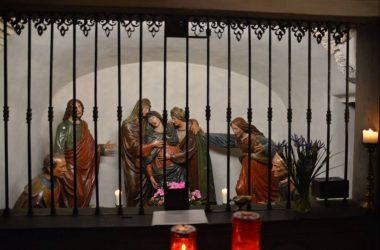 La chiesa di San Giuseppe Gandino