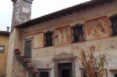 La chiesetta dei Disciplini Rovetta