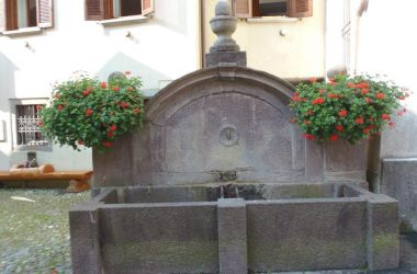 La fontana di Valnegra