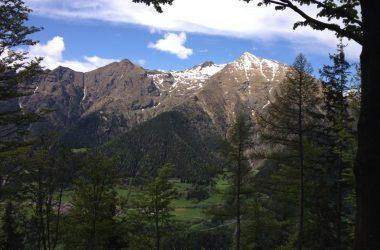 Le montagne di Azzone
