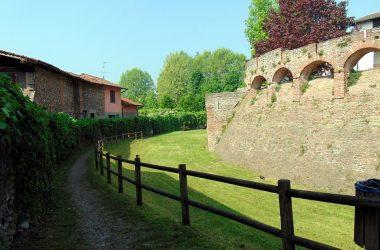 Le mura di Cologno al Serio