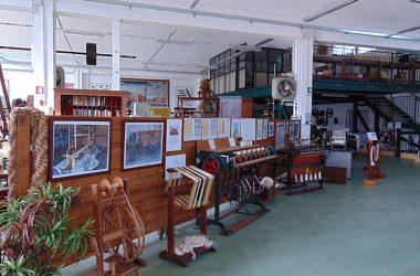 Leffe - Bergamo -Museo del tessile Martinelli Ginetto